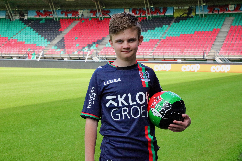 N.E.C. gaat deelnemen aan de Bijzondere Eredivisie