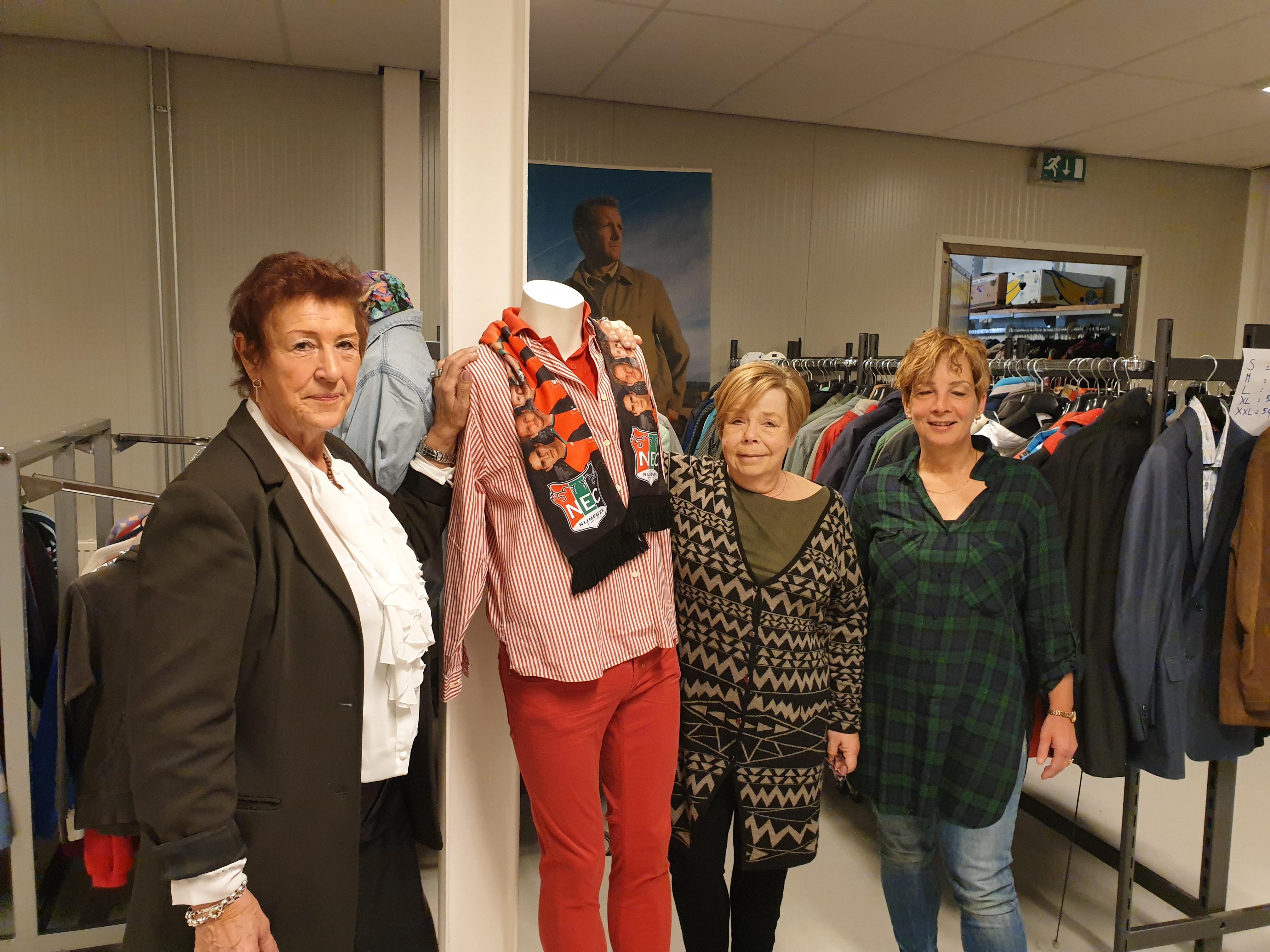 Nec Steun Het Rijk Van Nijmegen Met Jouw Kleding