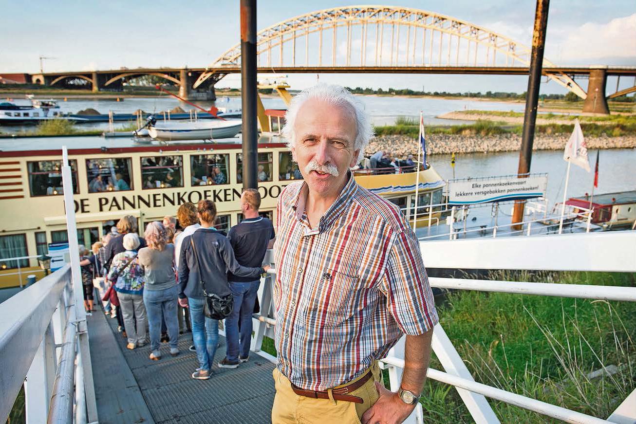 N.E.C. brengt Mantelzorgers in rustiger vaarwater