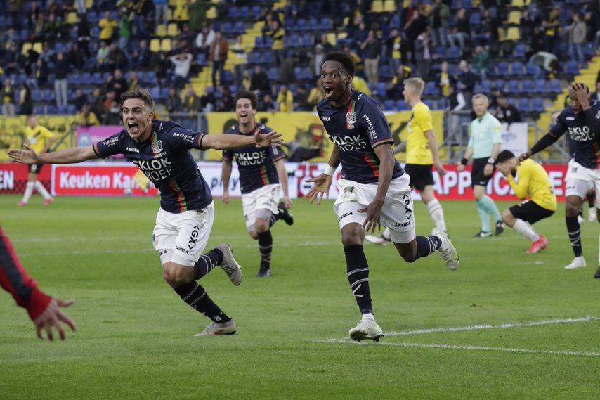 N.E.C. promoveert naar de Eredivisie!