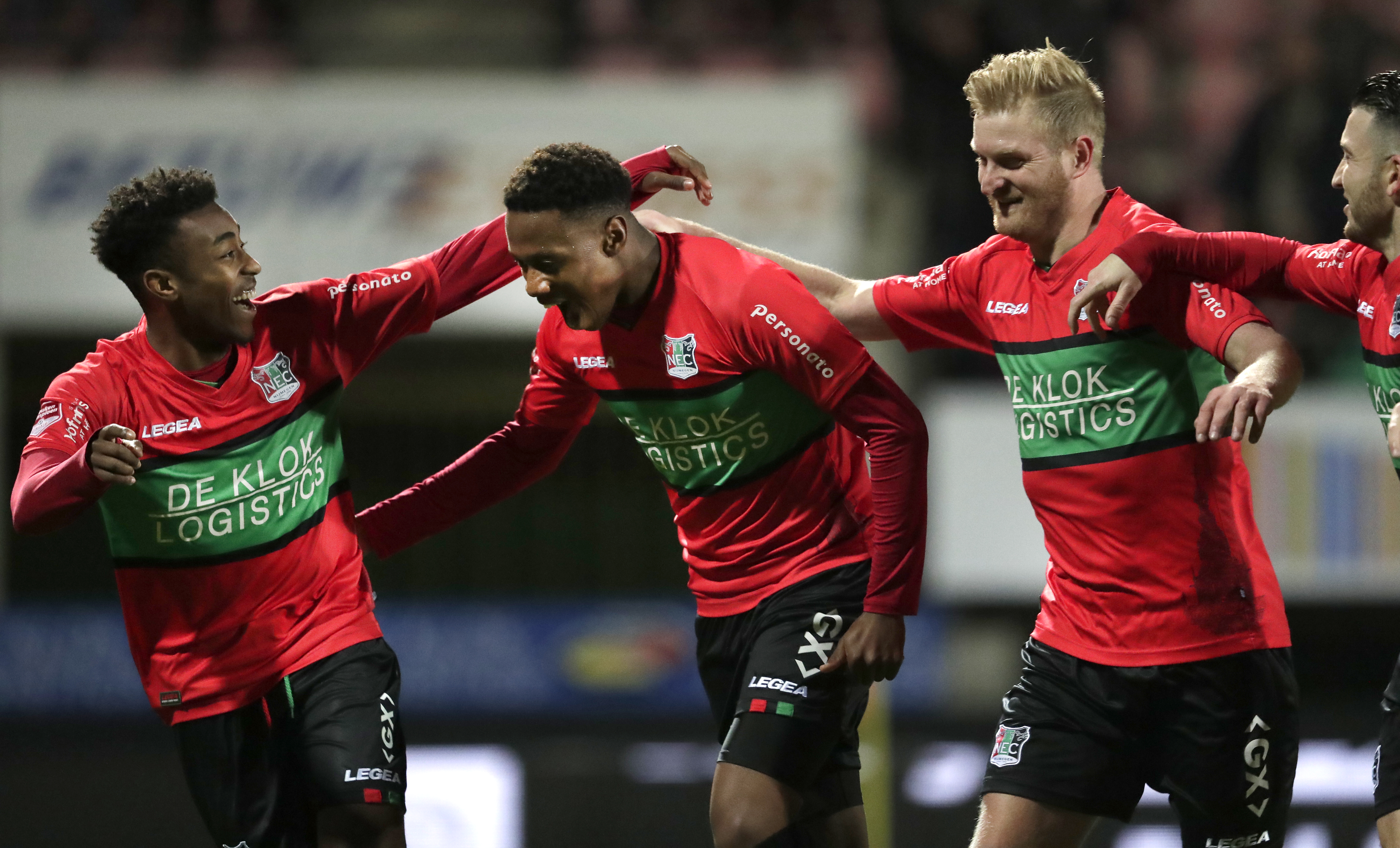 N.E.C. - FC Den Bosch in de media
