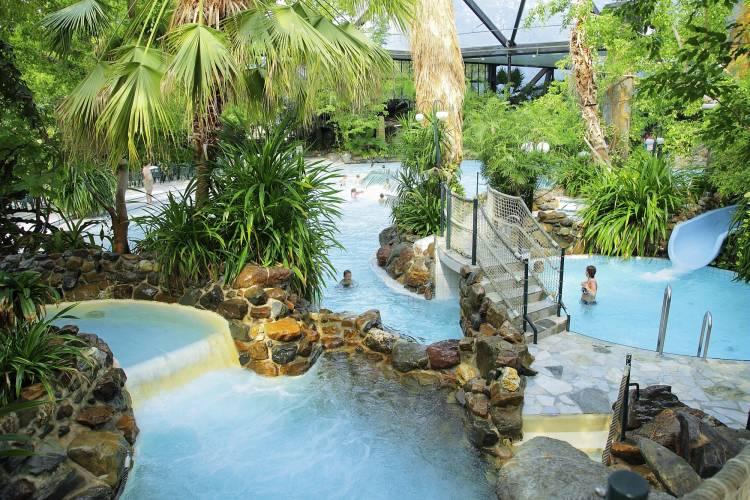 Kom zwemmen bij Heijderbos en overnacht bij het Jungle Dome!